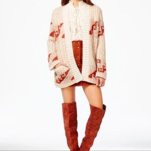 Free People Time And Again Cardigan